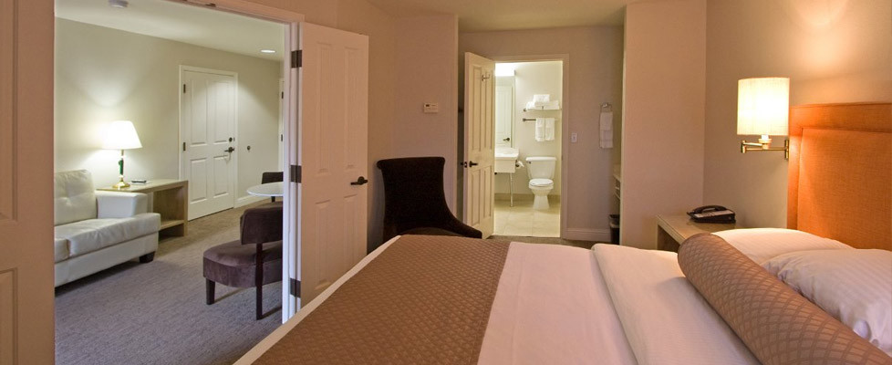 Ashland Hills Hotel Guest Room Slide