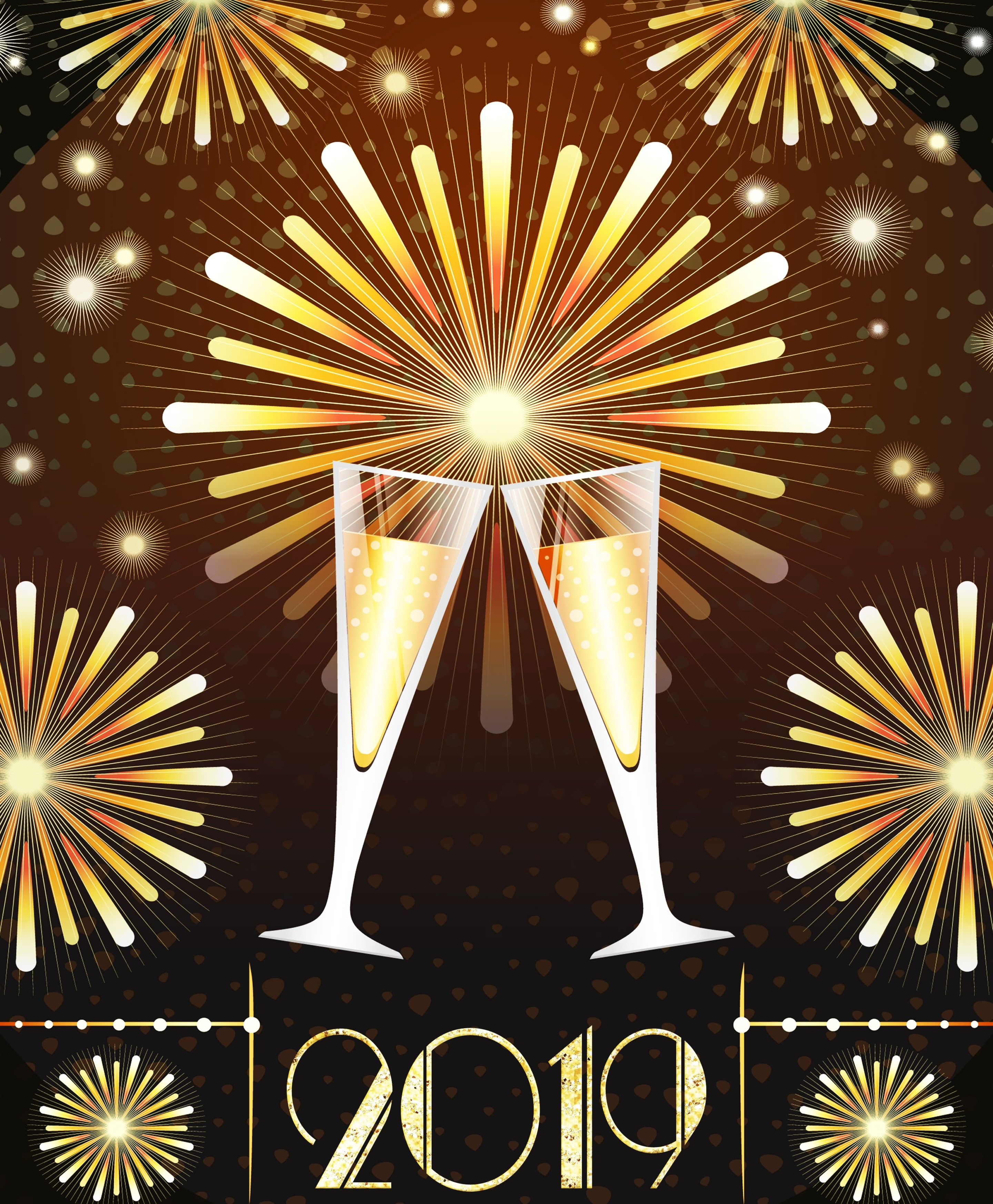 toast to 2019 and ring in the new year with a bang at the new years eve stardust party in the grand ballroom choose from two overnight party packages